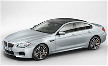 宝马M6 Gran Coupe报价239.50万元