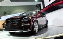 奔驰GL级AMG GL63 AMG报价214-215万