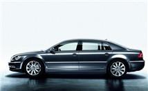 大众辉腾V8 4座加长Individual版报价117-148万