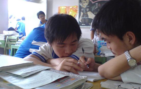 初一作文我的同学
